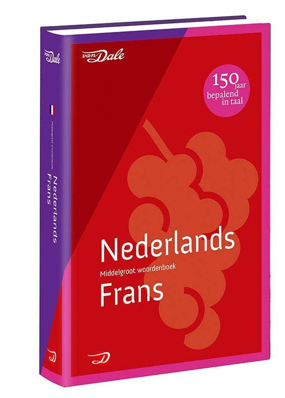 van Dale middelgroot woordenboek Nederlands-Frans