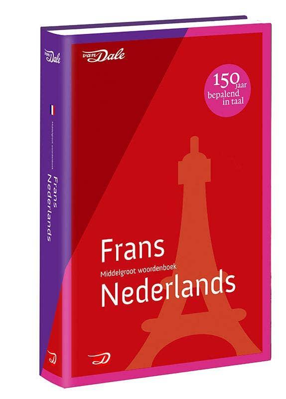 Van Dale middelgroot woordenboek Frans-Nederlands