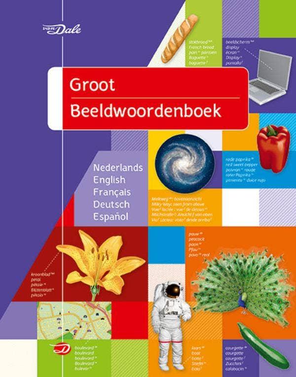 Van Dale Groot beeldwoordenboek