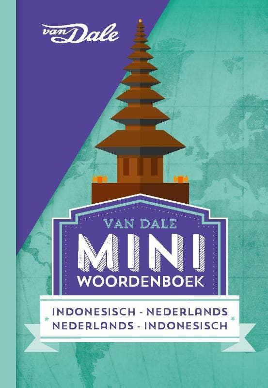 Van Dale Miniwoordenboek Indonesisch