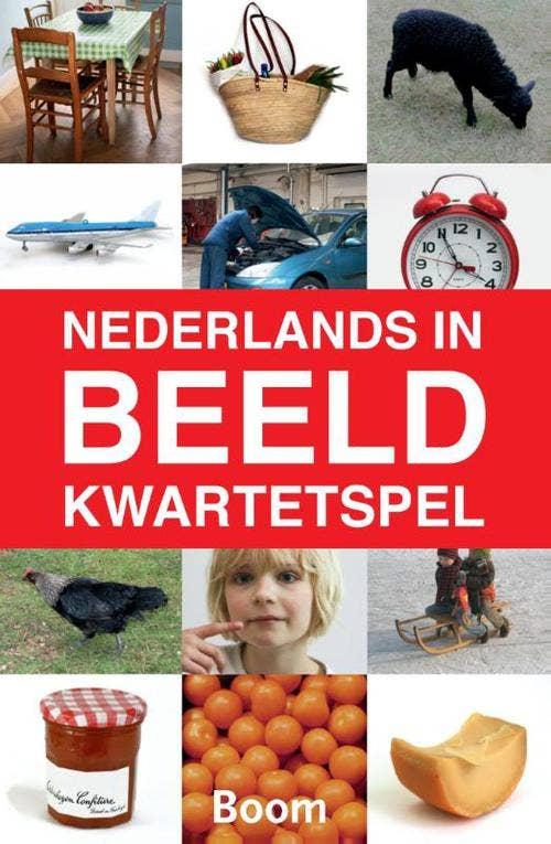 Nederlands in beeld kwartetspel