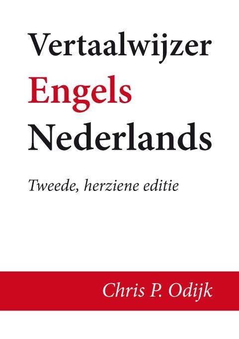 Vertaalwijzer Engels-Nederlands
