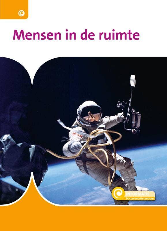 Informatie - Mensen in de ruimte