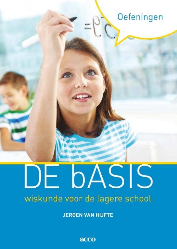 De Basis; Oefeningen wiskunde voor de lagere school