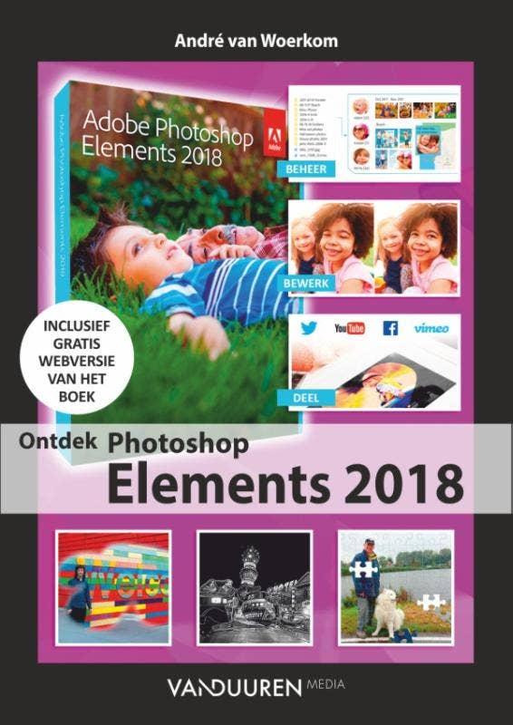 Ontdek Photoshop Elements 2018