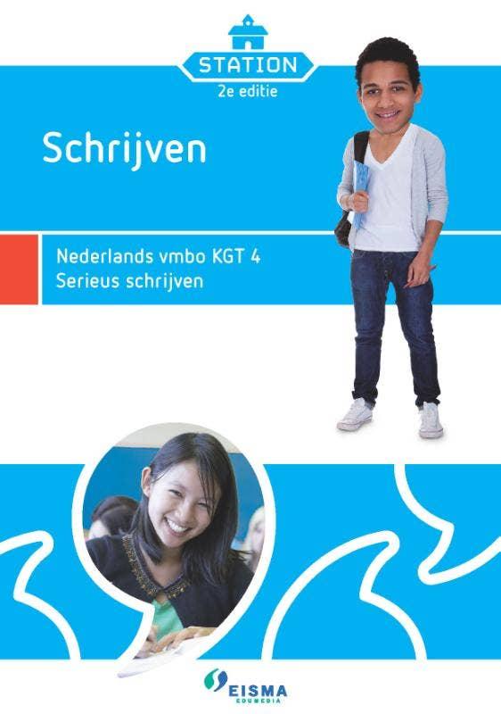 KGT 4 - 2e editie; Schrijven - Serieus schrijven