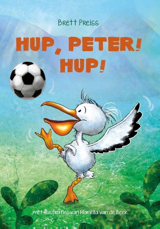 Hup; Peter! Hup!