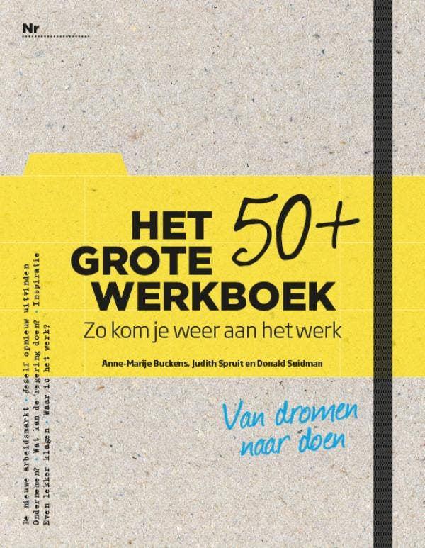 Het grote 50+ werkboek