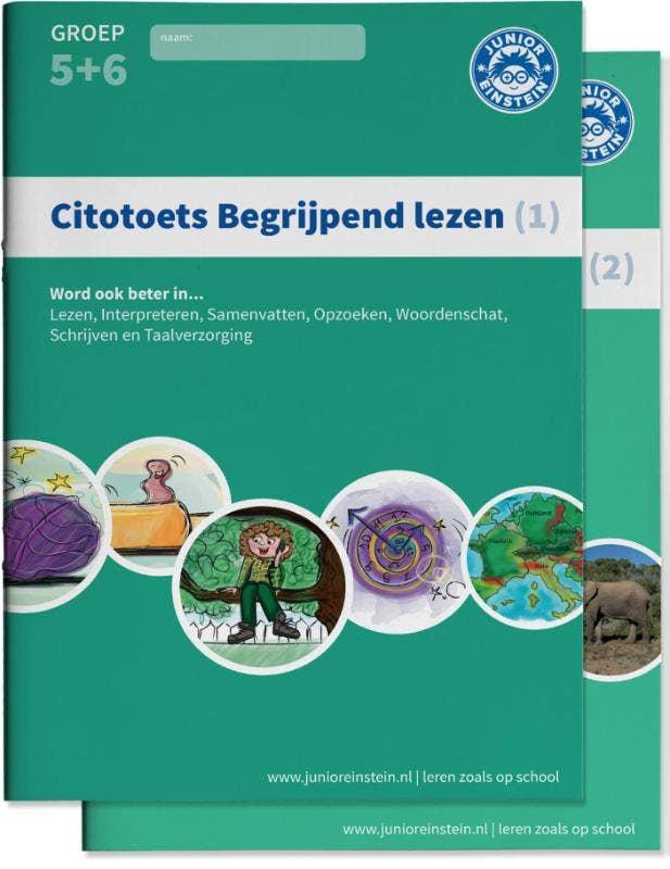 Citotoets Begrijpend lezen Compleet: Groep 5 en 6