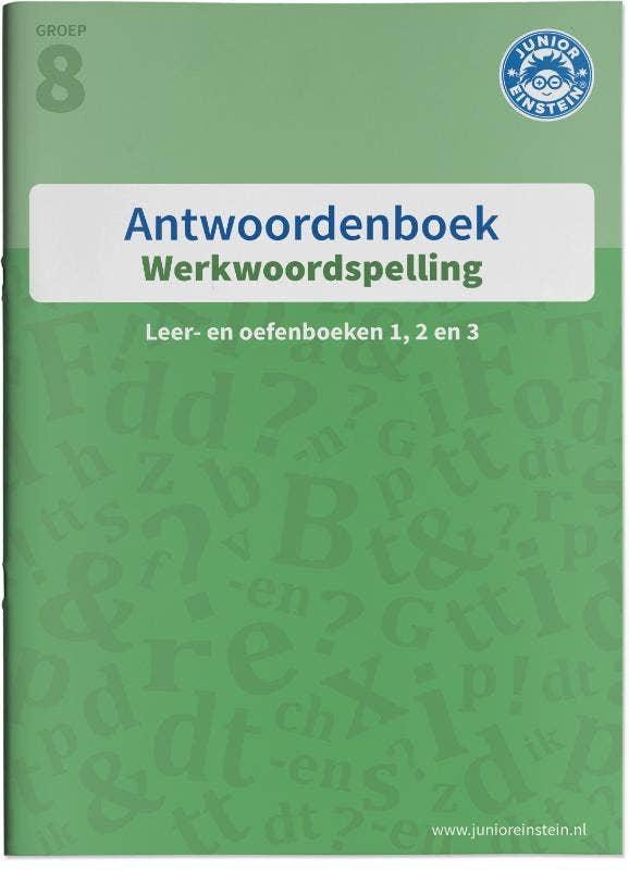 Werkwoordspelling leer- en oefenboek Spellingsoefeningen tegenwoordige tijd groep 5