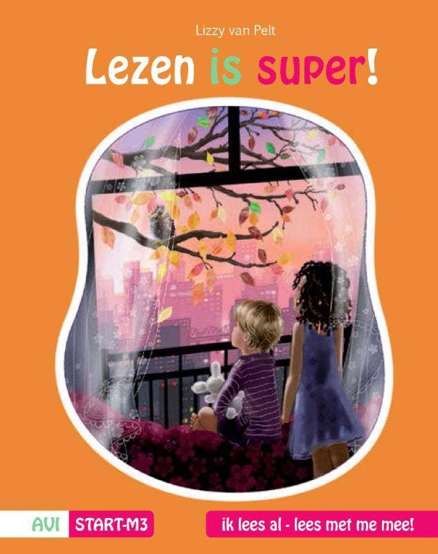 Lezen is Super - Lezen is super!