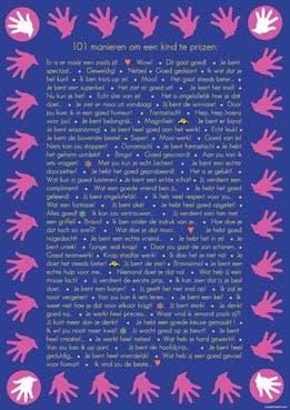 101 manieren - Poster A0