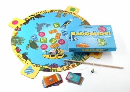 Babbelspel junior
