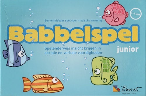 Babbelspel Junior - producten