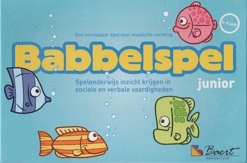Babbelspel Junior - producten
