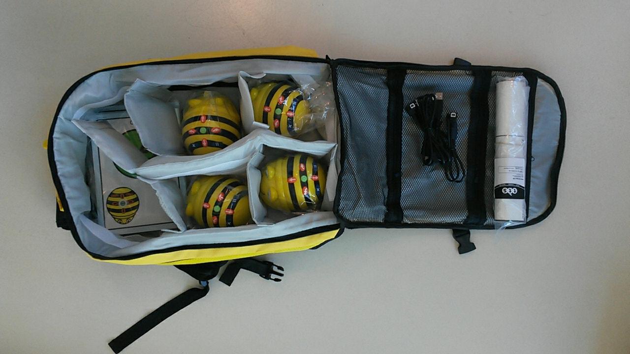 Bee-Bot opbergtas/rugtas