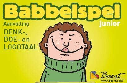 Babbelspel Junior - Aanvulling