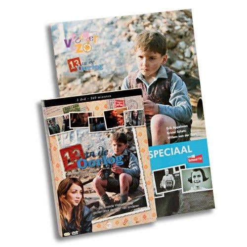 13 in de Oorlog - bundel (handleiding + dvd)