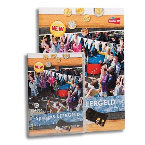 SpangaS Leergeld (DVD en Handleiding)