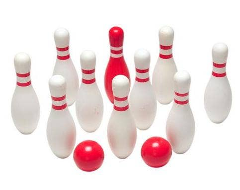 Bowling Rood&Wit