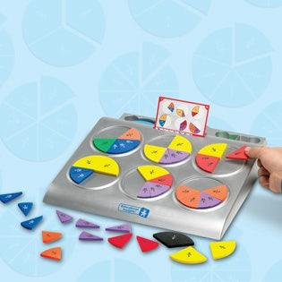 Breuktaart puzzelspel