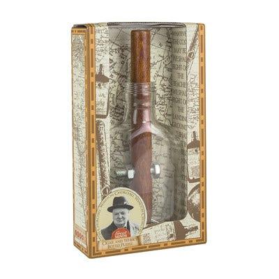Great Minds - Churchill's Sigaar en whiskyfles Puzzel