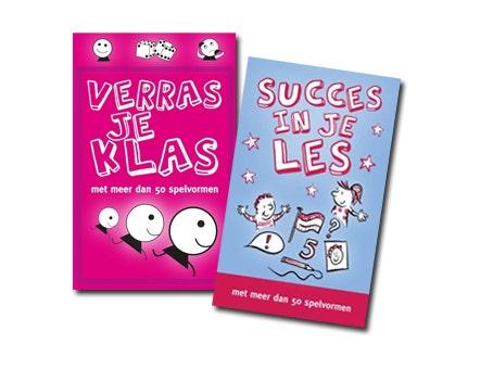 Combideal Verras je klas + Succes in je les