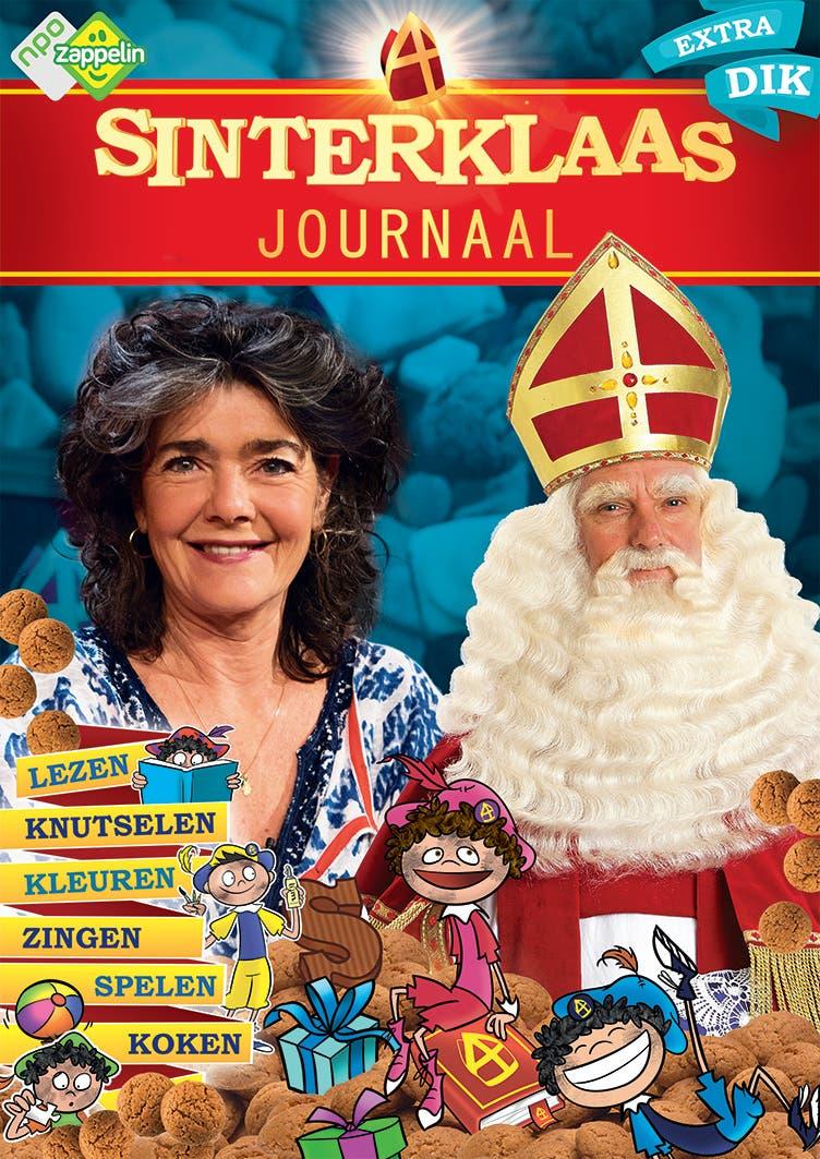 Sinterklaasjournaal doeboek 2018