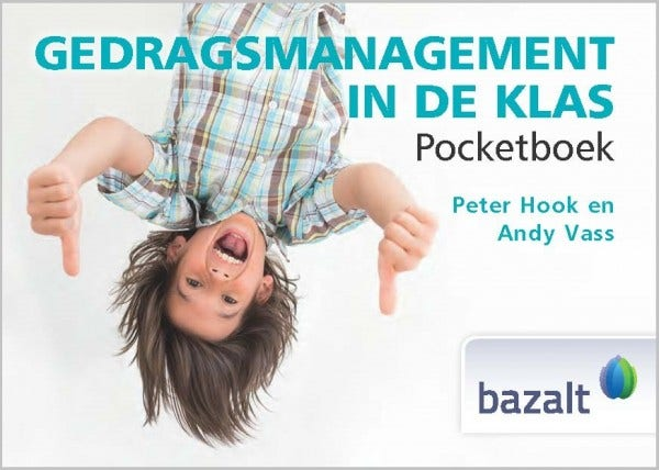 Pocketboek Gedragsmanagement in de klas