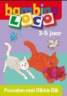 Bambino loco Puzzelen met Dikkie Dik 3-5 jaar