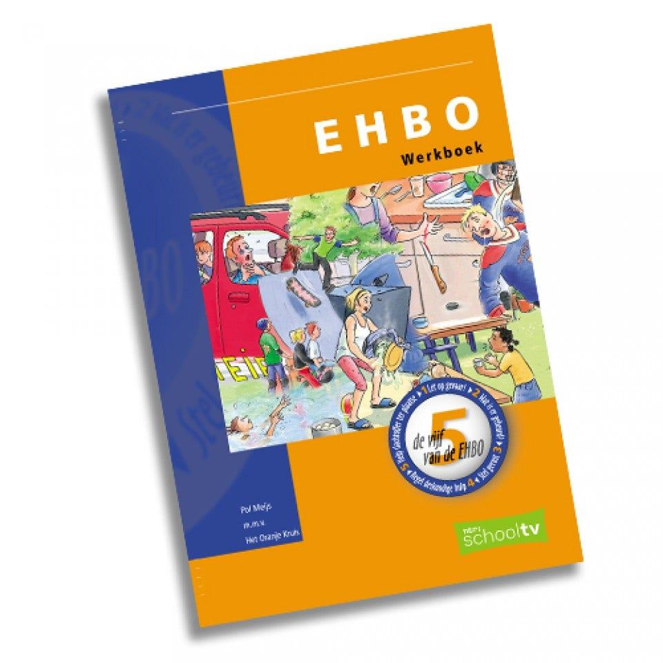 EHBO werkboek