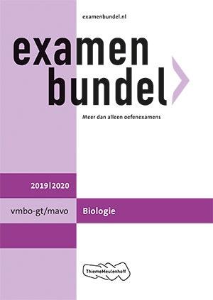 Examenbundel vmbo-gt/mavo Biologie 2019/2020