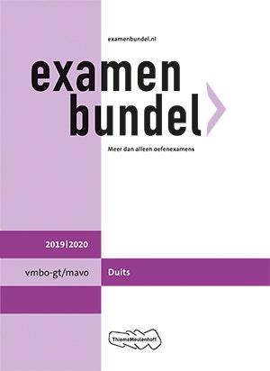 Examenbundel vmbo-gt/mavo Duits 2019/2020