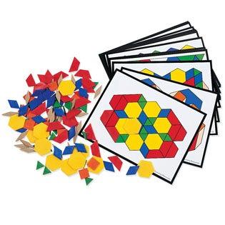 Geometrische patronenpuzzels