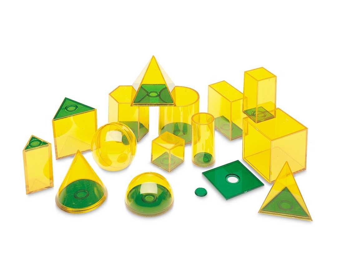 Geometrische vormenset