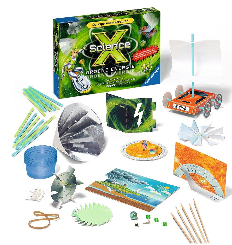 Science X - Groene Energie