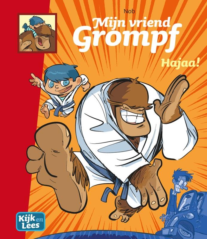 Mijn vriend Grompf - Hajaa! - groep 6