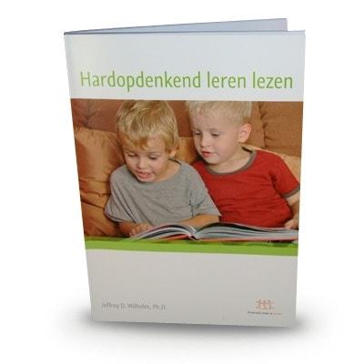Hardopdenkend leren lezen