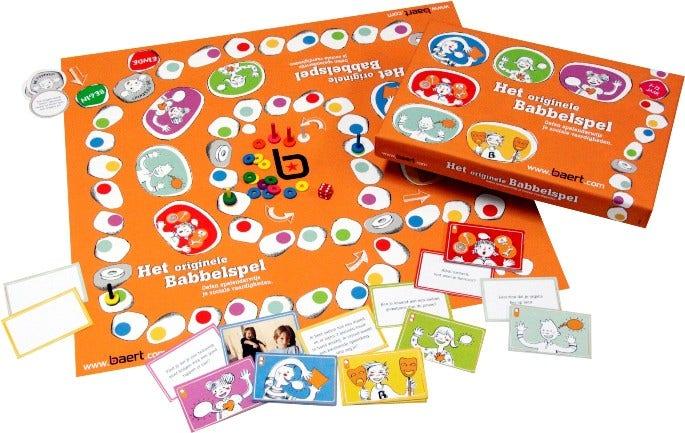 Het Babbelspel - producten