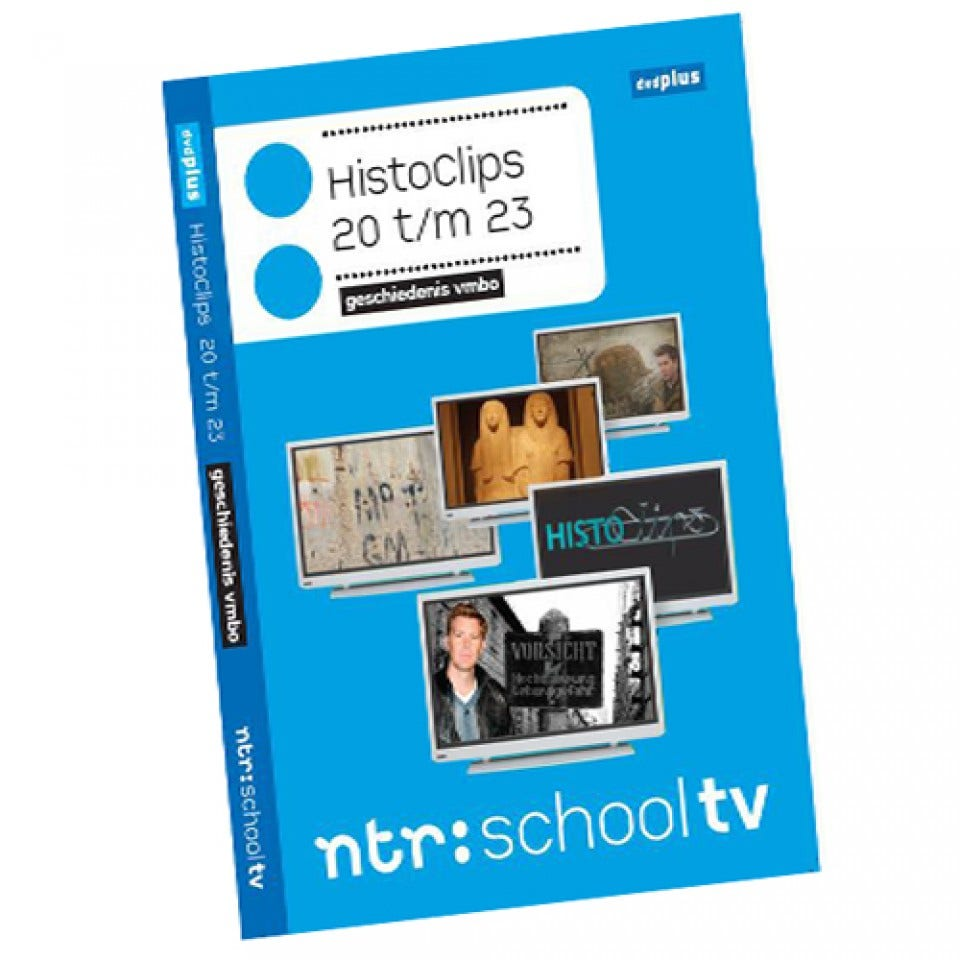 HistoClips 20 t/m23