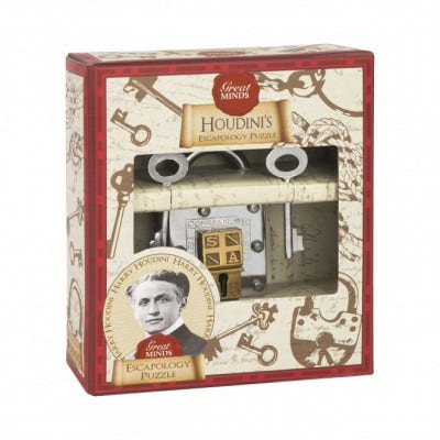 Great Minds - Houdini's Ontsnappingen Puzzel