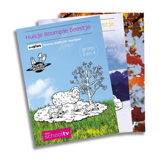Huisje Boompje Beestje - 3 seizoenen DVD's