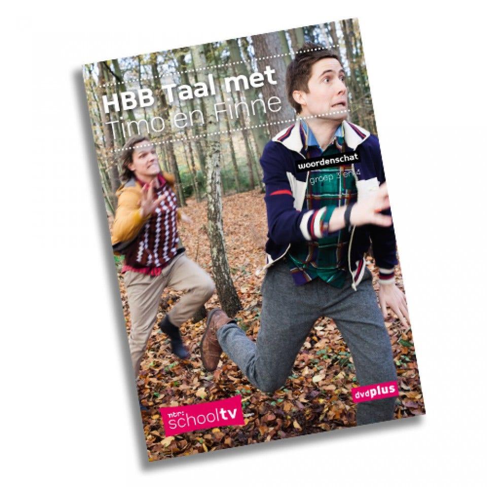 Taal met Timo en Finne - Huisje Boompje Beestje dvdPLUS