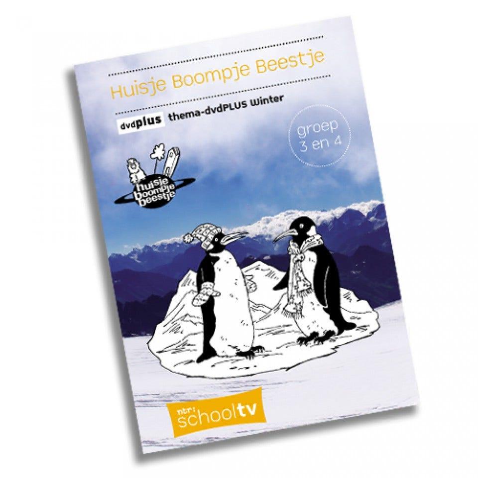 Thema Winter - Huisje Boompje Beestje dvdPLUS