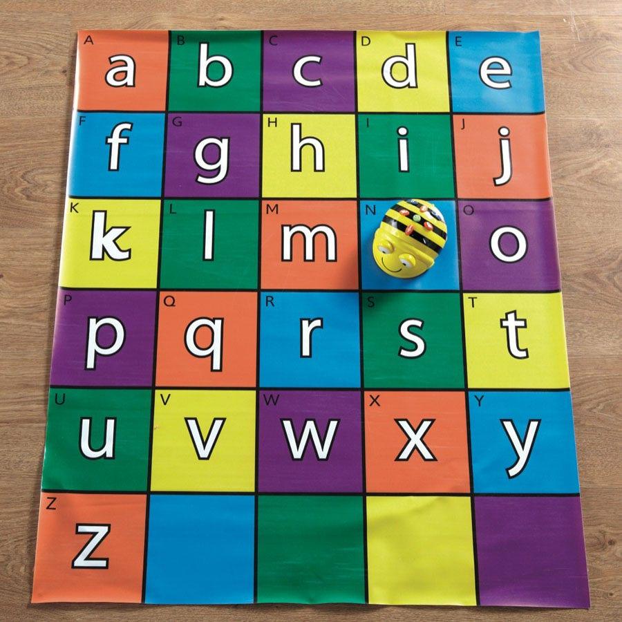 Bee-Bot vloermat alfabet