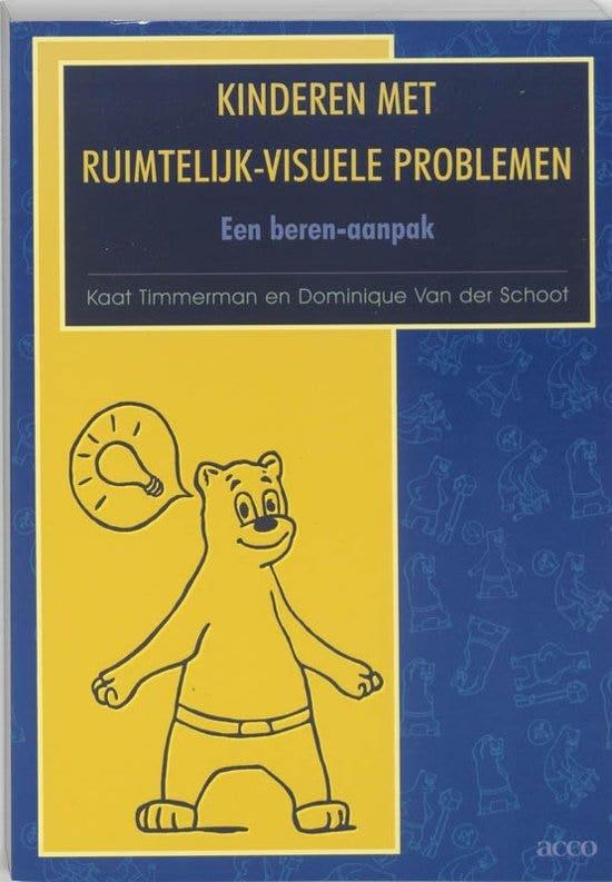 Kinderen met ruimtelijk-visuele problemen