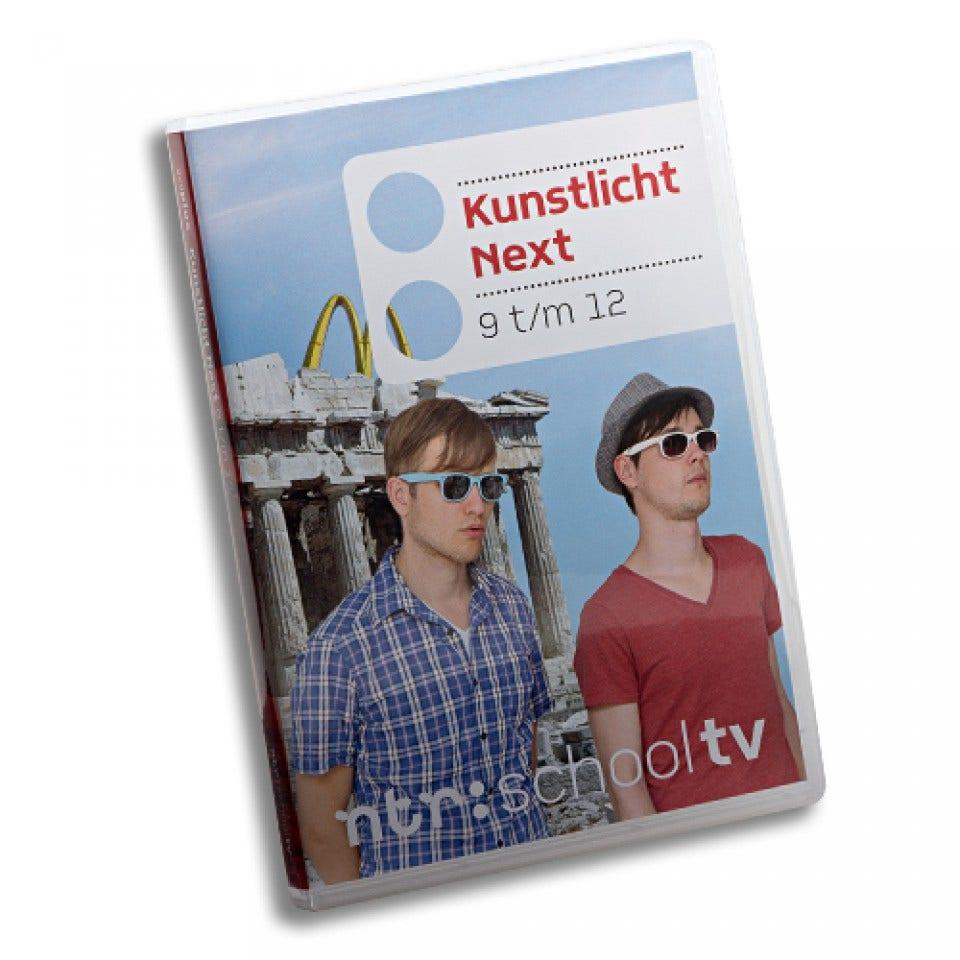 Kunstlicht Next 9-12 dvdPLUS