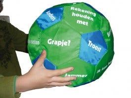 Spelend leren bal - sociaal emotionele ontwikkeling