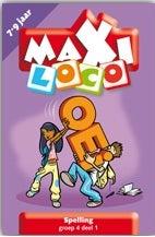 Maxi Loco Spelling Groep 4
