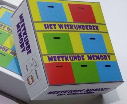 Meetkunde Memory